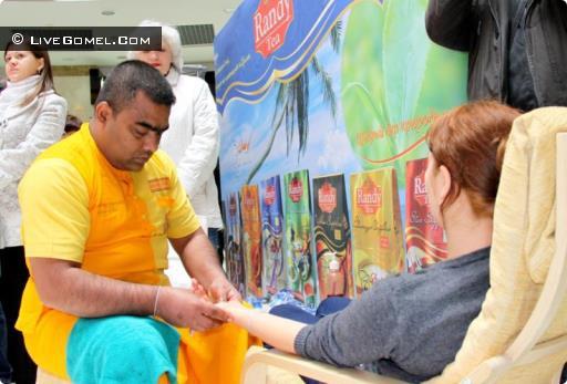 День Шри-Ланки в Гомеле!