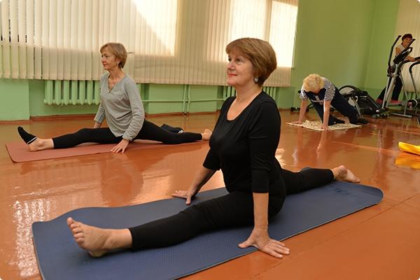 Пенсионеров Советского района будут бесплатно обучать компьютерной грамотности и йоге
