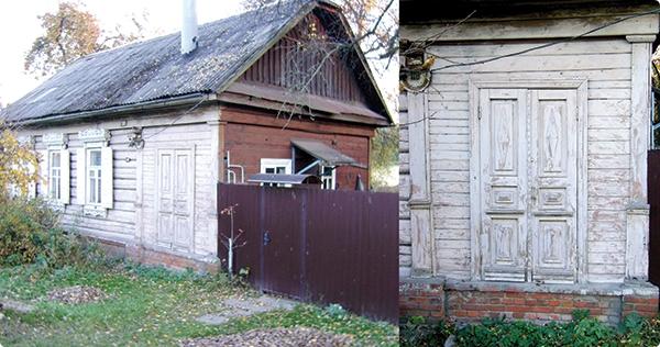 Куды вядуць забытыя дзверы: «Савецкі раён» працягвае шукаць архітэктурныя артэфакты на вуліцах Гомеля