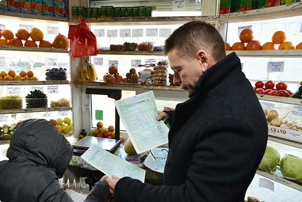 В Гомеле проходит акция по соблюдению финансовой дисциплины и защите прав потребителей