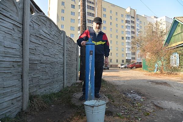 В Гомеле демонтируют уличные колонки