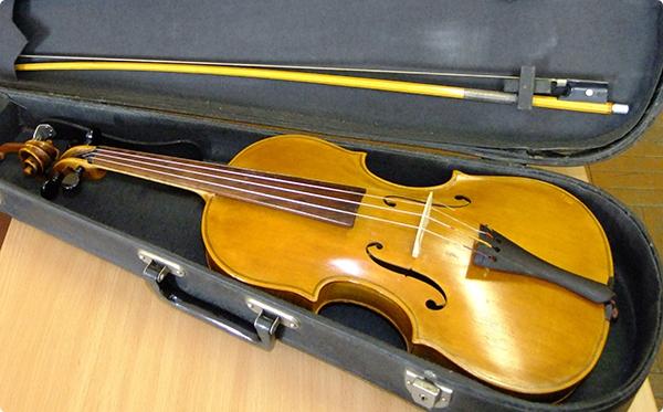 Скрипка Сергея Дмитриевича Мышковского