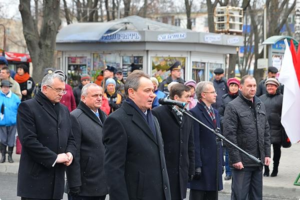 В Гомеле после реконструкции полностью открыли улицу Барыкина