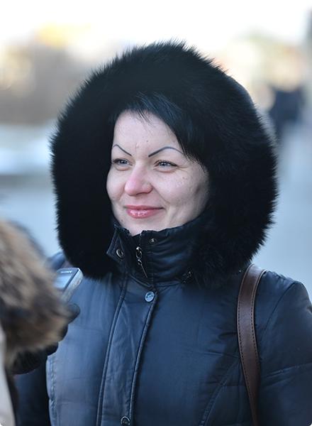 Юля Галковская, медсестра