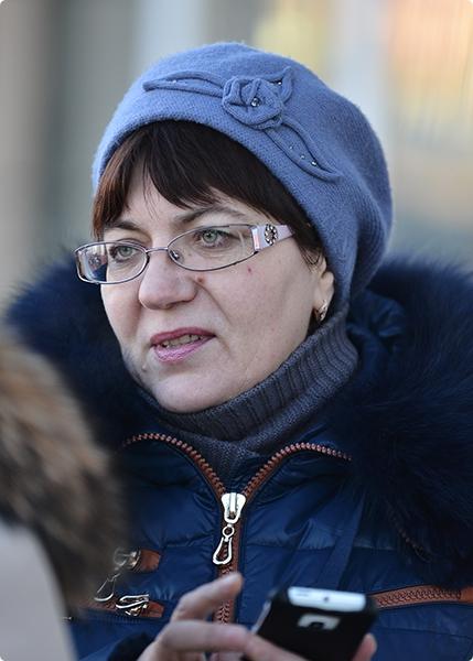 Нина Ивановна, специалист Расчётно-справочного центра №2