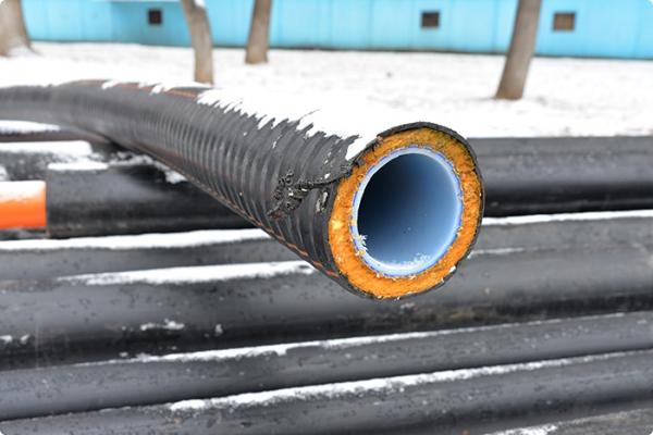 Эксплуатационный срок службы новых труб водоснабжения – 49 лет.