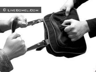 В Гомеле задержан преступник, отбиравший у пожилых дам сумочки