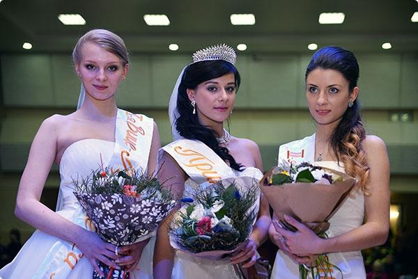 Принцесса ГГТУ им. П.О. Сухого 2015 - Ольга Меркулова
