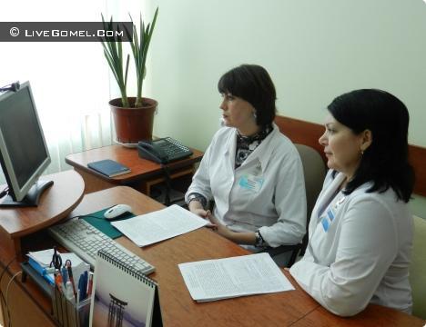 В поликлинике на улице Бочкина врач будет консультировать пациентов по скайпу