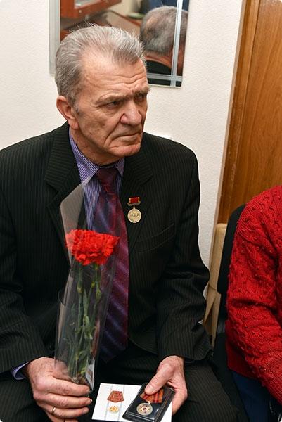 К 70-летию Победы около 500 жителей Советского района получат юбилейные медали