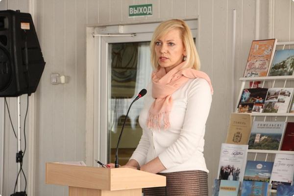 С гомельскими студентами обсудили экономику региона, социальные проекты и ситуацию в Украине