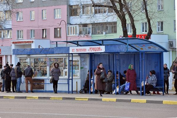 Гомельчанам предлагают переименовать сразу две остановки общественного транспорта в Советском районе
