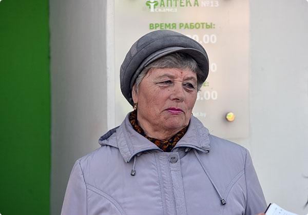 Анна Фёдоровна