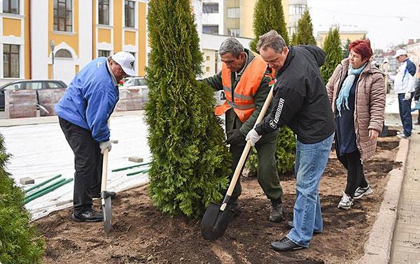 Обновленный мемориал героям-комсомольцам планируют открыть в Гомеле 8 мая