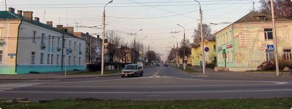 Гомельчан приглашают обсудить проект детальной планировки улицы Богдана Хмельницкого