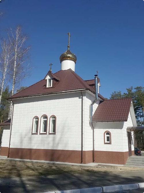 Главный акционер гомельского завода построил в Светлогорске церковь, а теперь ищет место для звонницы