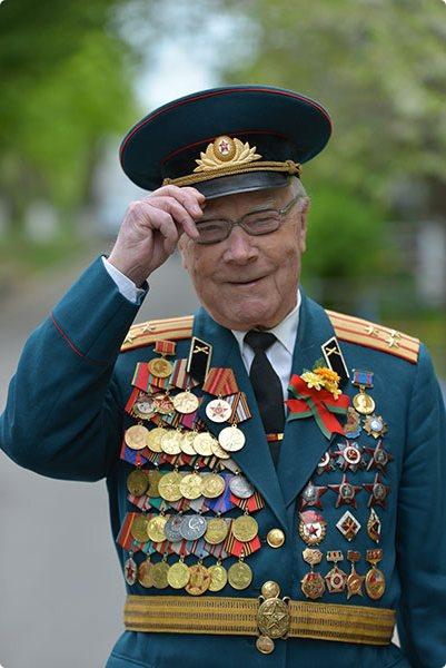 В Гомеле живёт четырёхкратный кавалер ордена Красной Звезды
