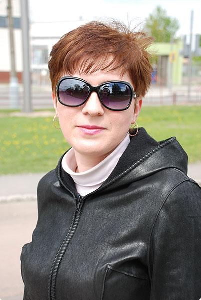 Наталья, уборщица