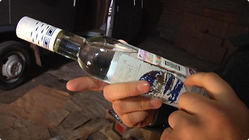 Из-за незаконного ввоза в страну 238 литров водки перевозчик может лишиться BMW