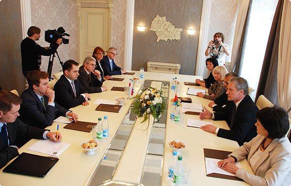 Польские бизнесмены готовы вкладывать деньги в создание на Гомельщине совместных производств