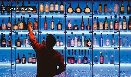 Гомельского «коллекционера» алкоголя оштрафовали на 2 млн рублей за отсутствие чеков и лишили «экспонатов»