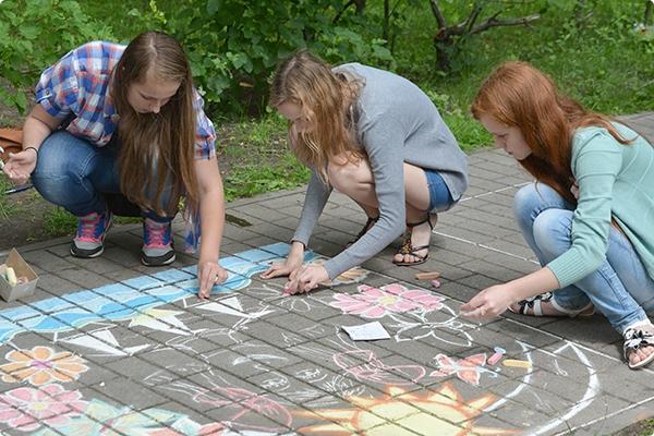 В парке Фестивальном 1 июня пройдет районный праздник для детей