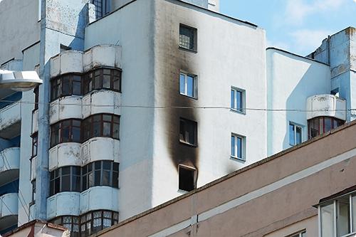 Снижение количества пожаров в Гомеле власти связывают с работой смотровых комиссий