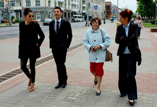В Гомеле с официальным визитом побывали представители мэрии Клермон-Феррана