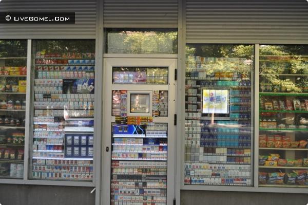 С 1 июля с витрин магазинов и киосков уберут сигареты