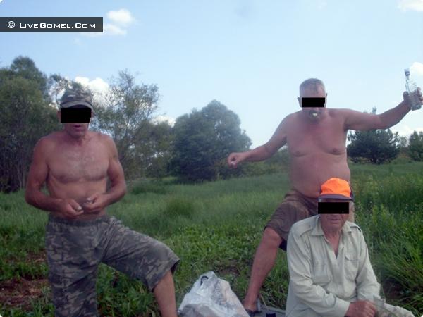 В Гомеле фотографии нетрезвых отдыхающих попадают в осводовский «Крокодил»