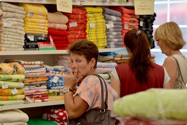 Гомельская торговля готовится осыпать покупателей скидками