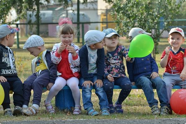 В гомельском детсаду методкабинет переделали в группу для дошкольников