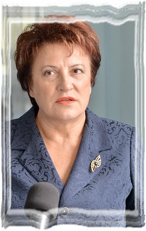 Депутат Палаты представителей Анна Лопатина