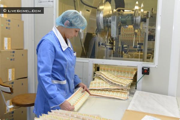 Производство шприцов ОАО «Медпласт» директор Гомель