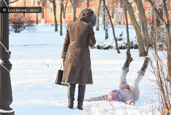 Гомельчан приглашают отметить День снега