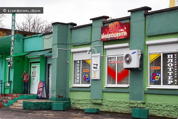 Идёт ребрендинг видеоцентра «Октябрьский». Автор названия для мини-кинотеатра с кинобаром получит годовой абонемент