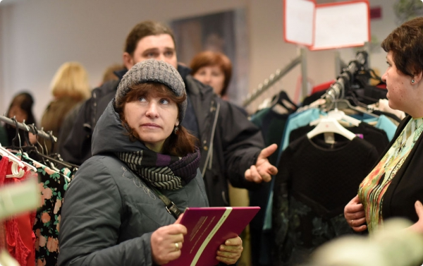 «Качественно, но дорого». Гомельские предприниматели приценились к белорусскому трикотажу
