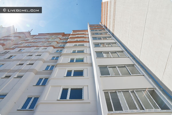 Ставки подоходного налога на сдачу внаём жилья в Гомеле увеличились до 242 тыс.руб.