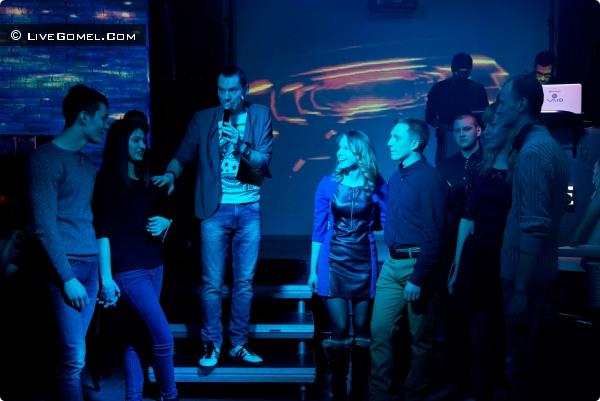 Финал проекта «Love-мобиль» состоялся 19 февраля в café-bar «Avenue»