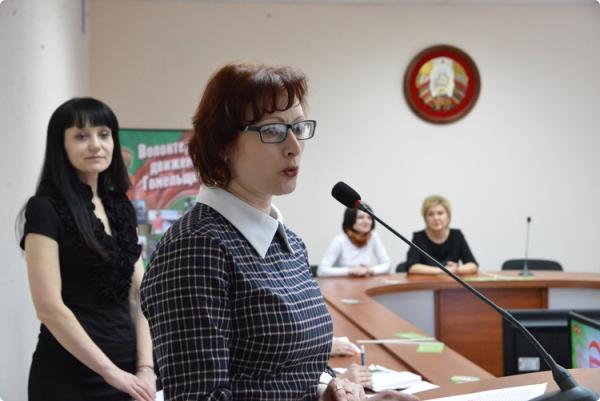 Первые в Гомеле волонтёрские книжки получили активисты Советского района