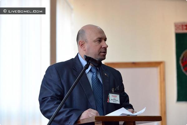 директор КЖРЭУП «Советское» Михаил Прус