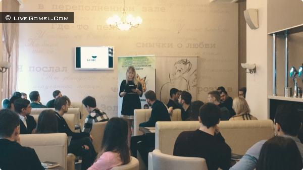 Новый проект для развития молодежи - «Бизнес-ланч»