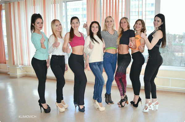 Конкурс красоты и спорта «Мисс Тонус+ 2017»: знакомство с участницами