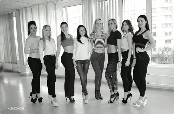 Конкурс красоты и спорта «Мисс Тонус+ 2017»: дорога к финалу