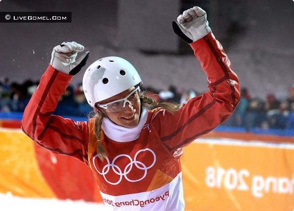 Анна Гуськова призер Зимних Олимпийских игр 2018 года в Южной Кореи
