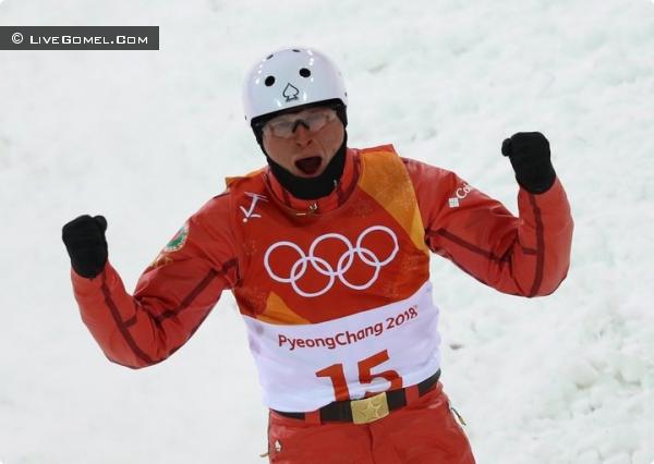Станислав Гладченко занял шестое место на Олимпиаде в Пхёнчхане