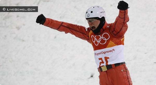 Станислав Гладченко прошел в основной финал по лыжной акробатики