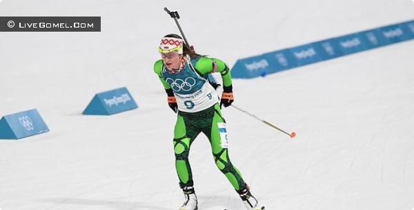 Золотые медали в женской эстафете 4x6 км на Олимпийских играх в Пхёнчхане
