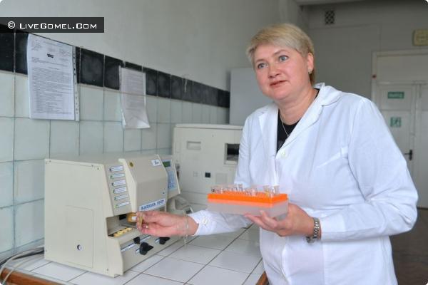 АНЖЕЛИКА СОРОКИНА, начальник группы по контролю сточных вод центральной заводской лаборатории