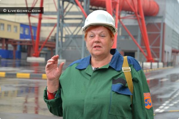 СВЕТЛАНА БЫКОВА, ведущий инженер-технолог производственного отдела: